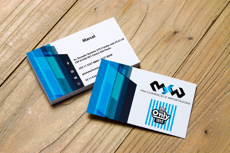 Cartão MW Importadora