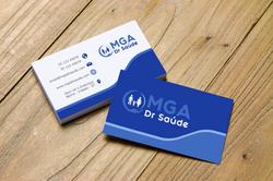 Cartão MGA Dr Saúde