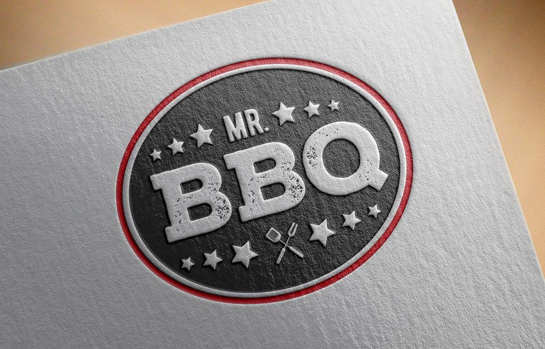 Logo Mr. BBQ