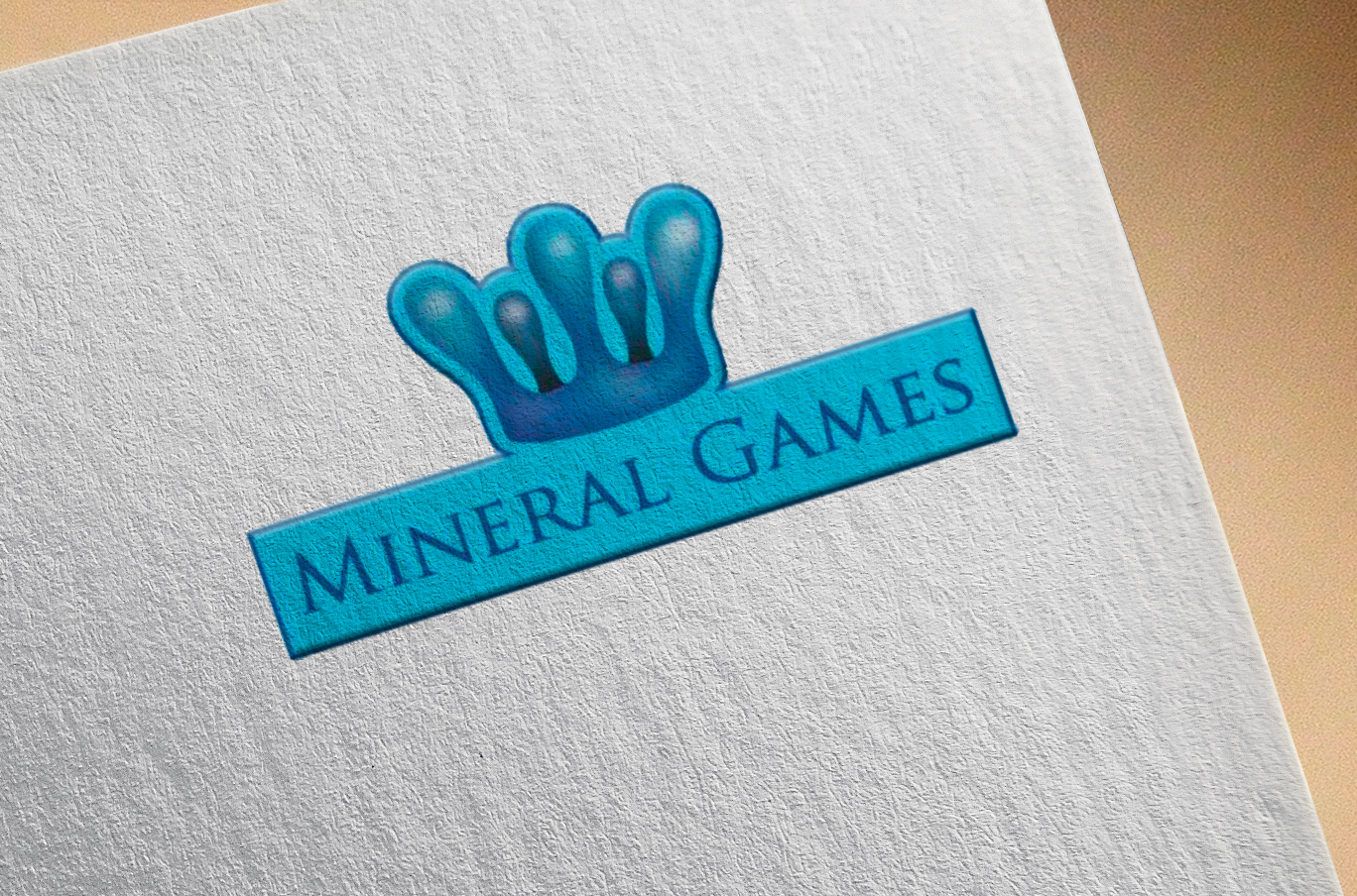Logo Mineral Games