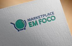 Logo  Marketplace em Foco