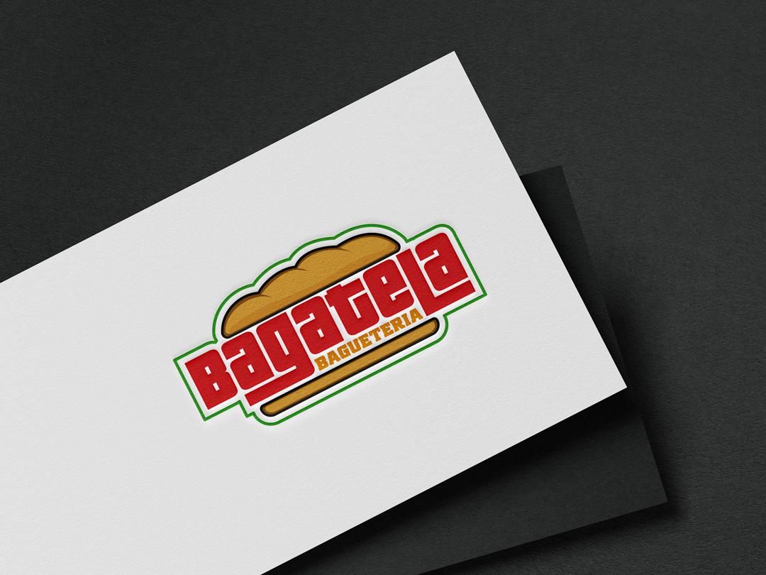 Logo Delivery de Baguetes