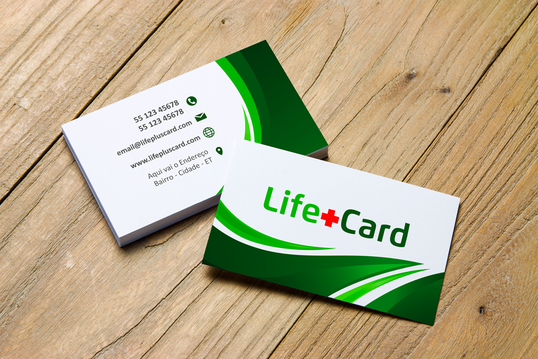 Cartão Life+Card