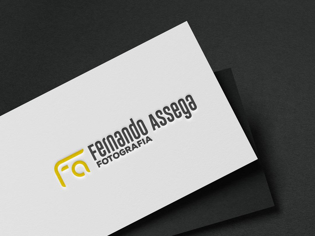 Logotipo Minimalista Fotógrafo