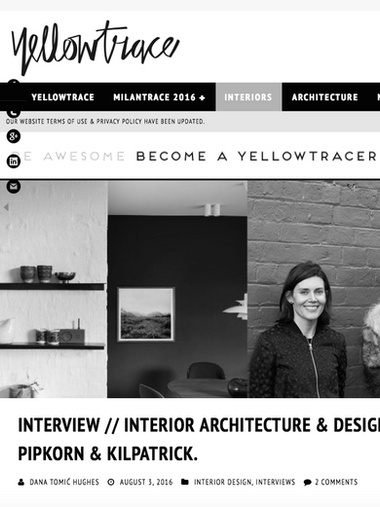 Yellowtrace Interview