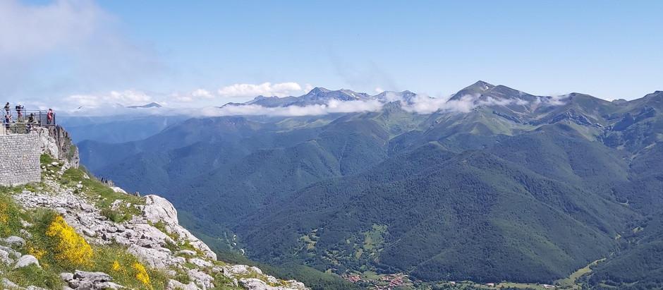 Ruta de los Horcados Rojos en plenos Picos de Europa