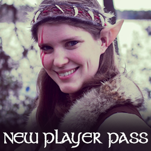 New Player Pass
