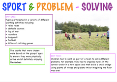 Sports and Problem-Solving