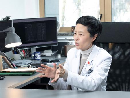골다공증 명의, 이유미 교수님과의 인터뷰