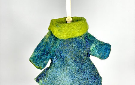 Felt Dress Ornament