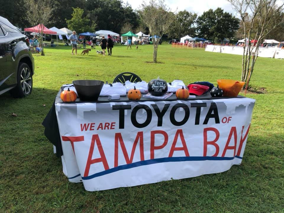 Thank You Toyota of Tampa Bay