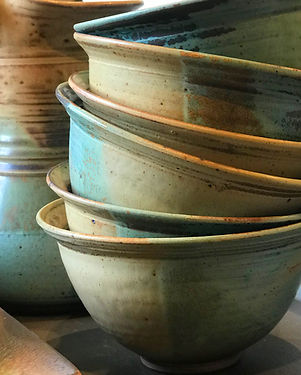 functional pottery Tousley