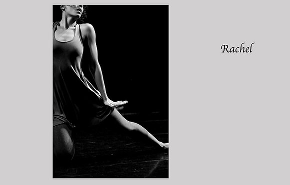 Modern dance, contemporary dance, black and white photopgraph