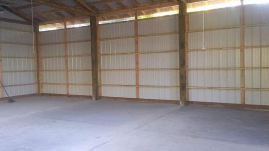3 car garage.