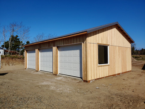 Looking for a special garage door? Chances are Big Tuna Construction Inc. can find it!