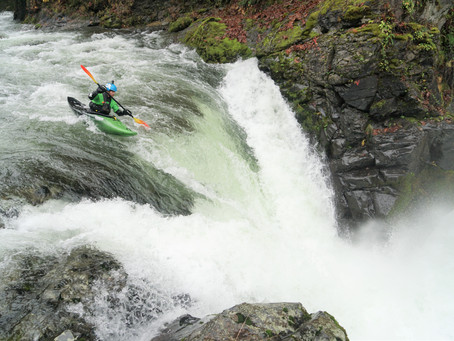 VERUS Gladiator named one of the best whitewater kayaks of 2020!