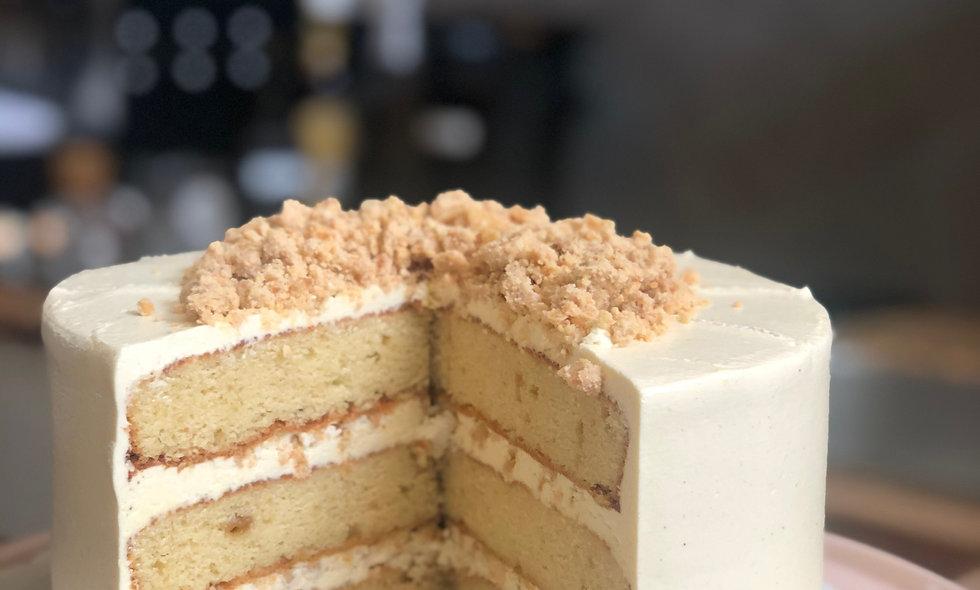 Horlicks Cake