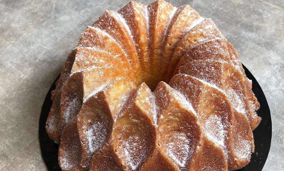 Cempedak Bundt Cake