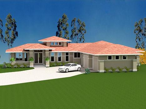 Prairie Style house in Rosemount, MN