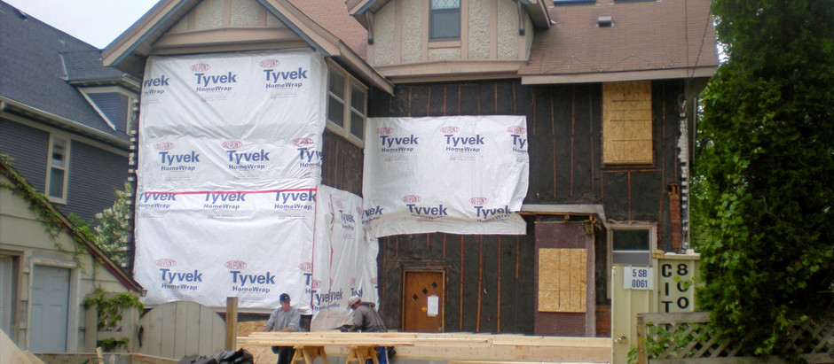 7 Steps before renovating your home, Part3
