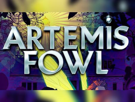 Artemis Fowl: audiobook review