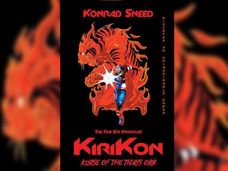Author Spotlight: Konrad Warner Sneed