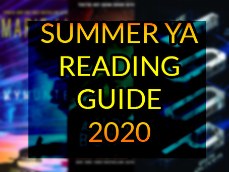 Summer YA reading (and listening) guide 2020