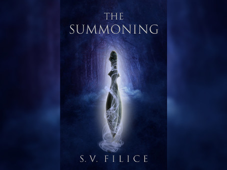 Author Spotlight: S.V. Filice