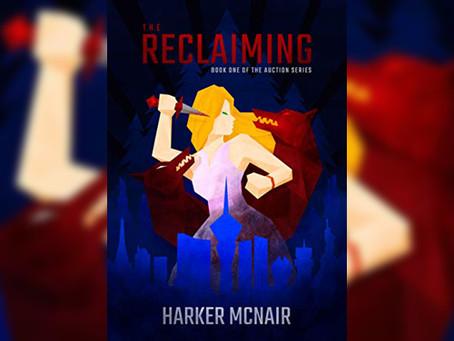 Author Spotlight: Harker McNair