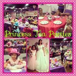 Princess Tea Birthday Party