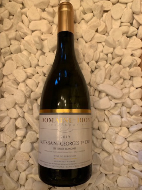 NUITS ST GEORGES 1ER CRU TERRES BLANCHES RION