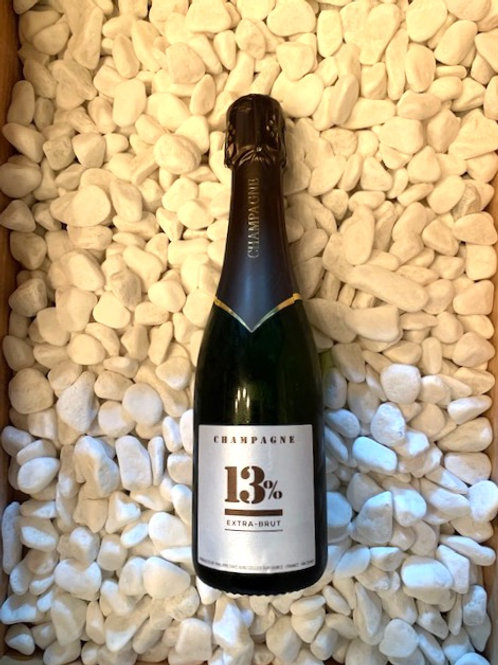 CHAMPAGNE EXTRA BRUT 13% PHILIPPE FAYS - 375ML