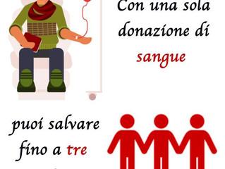 Donazione del sangue!