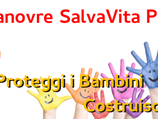 Manovre Salvavita Pediatriche ... è possibile fare la differenza.