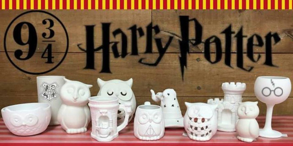 Harry Pottery Halloween Party