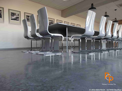 Polished Concrete Floor in UK