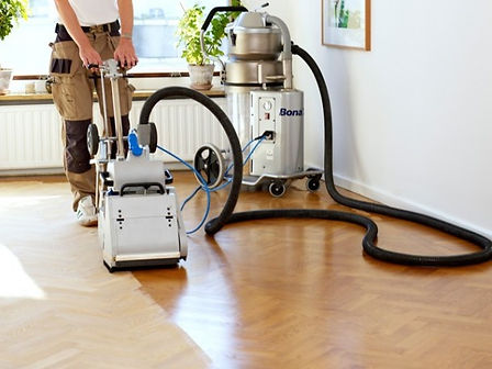 Floor sanding in Eastbourne