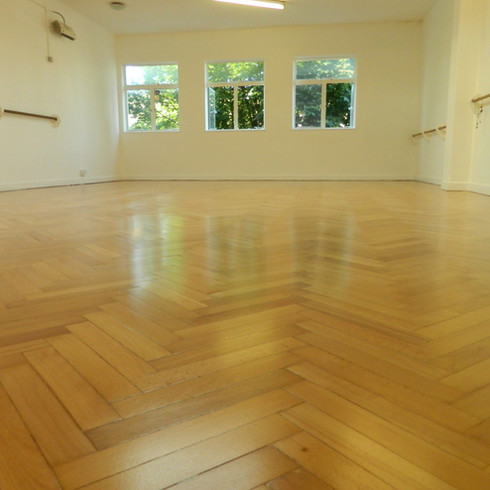 Floor Sanding in Eastbourne