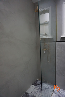 Polished Concrete Walls in London
