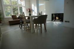 Polished Concrete Floor in Eastbourne East Sussex
