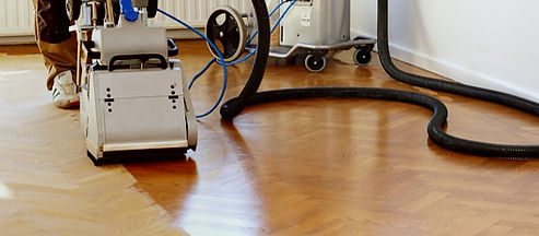Floor Sanding in Hastings
