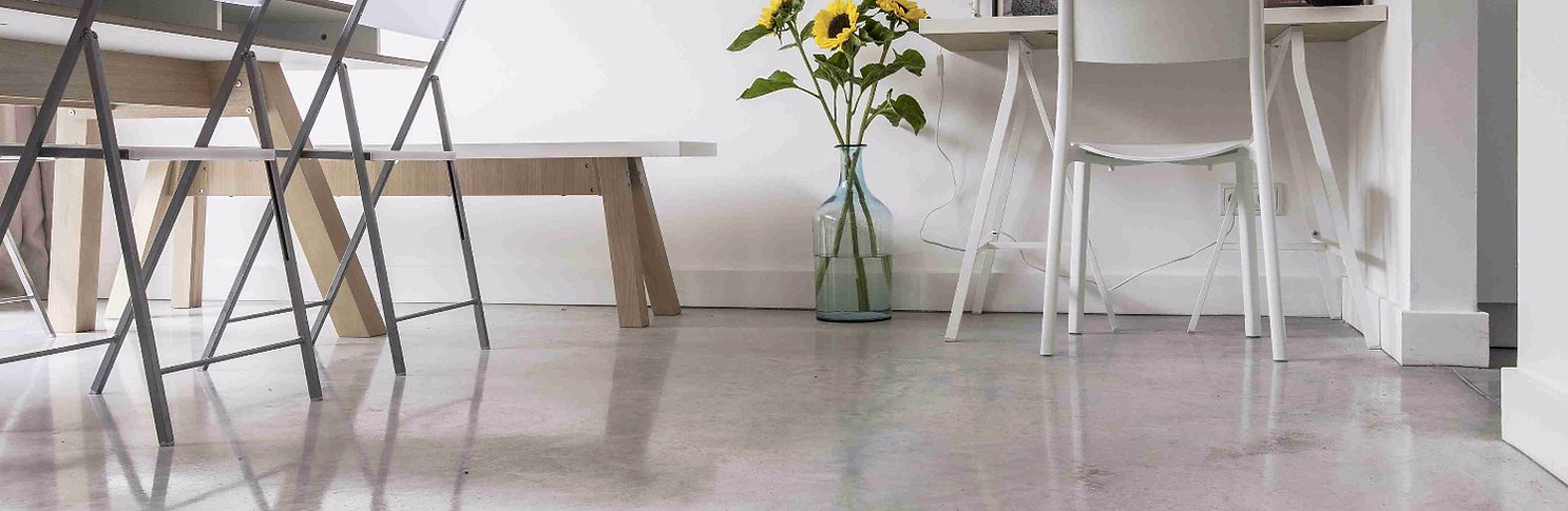 Polished concrete floors specialists in London