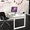 """Thumbnail: 48"""" Open Frame Desk"""