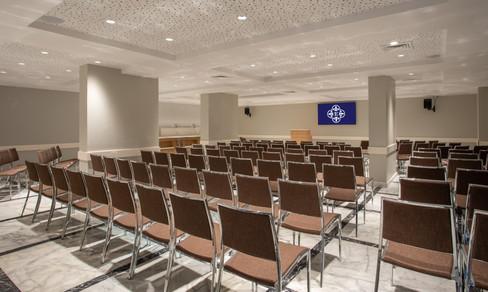 אולם הכנסים במלון אדמונד ראש פינה
