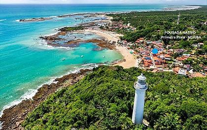 Pousada nativo,Primeira Praia, Morro Sao Paulo, Hospedagem, Pousadas, Praia, hotel