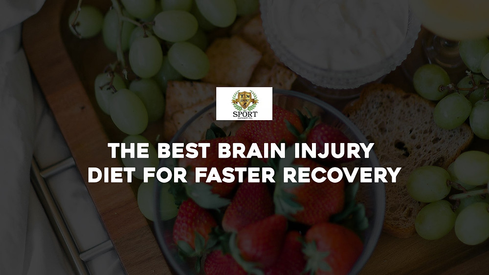 Suffering from a Brain Injury? Read more to know what Brain Injury Diets you should intake and what nutrients you need for faster brain cell regeneration!