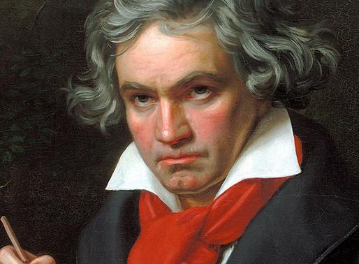 베토벤의 머리카락 45,000 달러에 낙찰되다