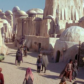 영화 <스타워즈> 촬영지였던 사막에서 댄스 뮤직 페스티벌이 펼쳐진다