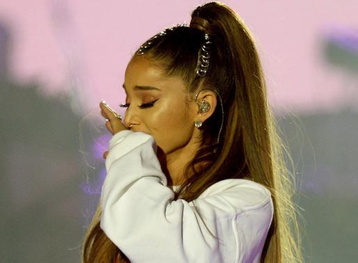 Ariana Grande, 후천성 토마토 알레르기로 공연을 취소했다