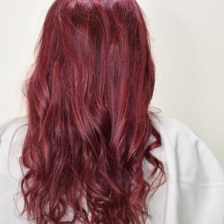 maroon hair jscosalon.JPG